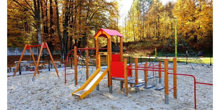 Otwarta Strefa Aktywności w Jaroszowcu
