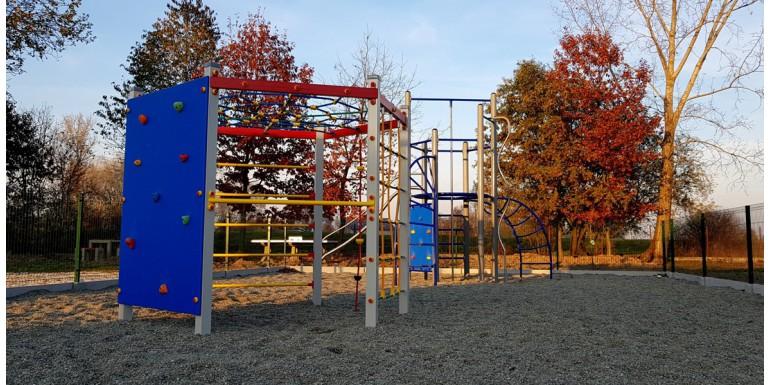 Budowa otwartej strefy aktywności w Bogucicach