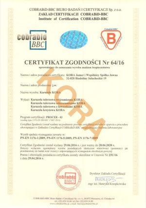 certyfikat-kora-karuzele