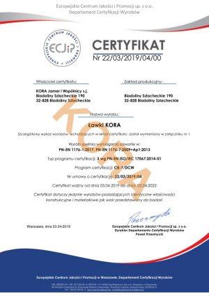 certyfikat-kora-lawki-1