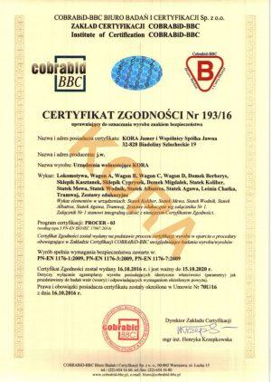 certyfikat-kora-urzadzenia-wolnostojace